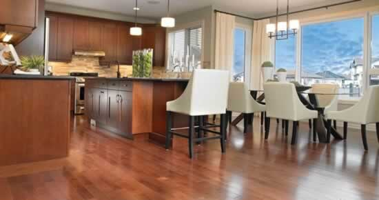 What Is The Proper Maintenance Procedure For Wood Flooring In Rockford?